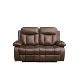 Gladeview Reclining Loveseat by Red Barrel Studio®