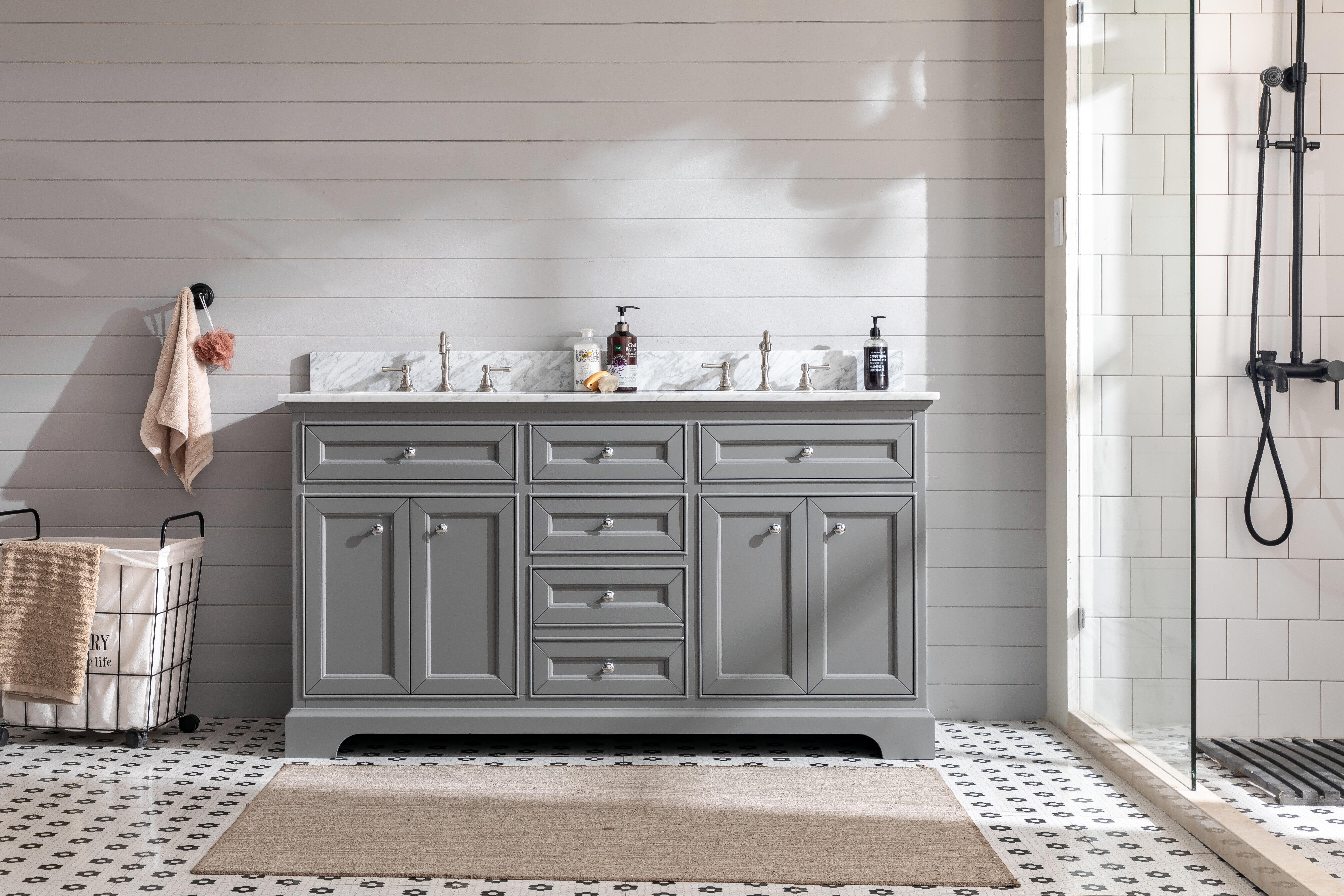 How To Install A Bathroom Vanity Wayfair