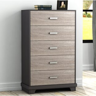 Avalos 5 Drawer Chest by Trule Teen