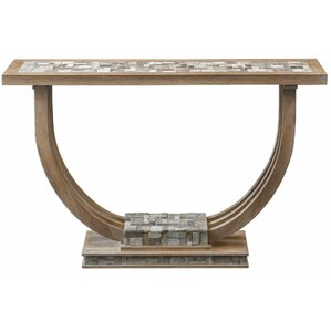 Charming Claughaun Mosaic Console Table