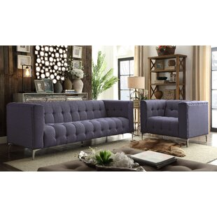 Sandi Configurable Living Room Set by Rosdorf Park