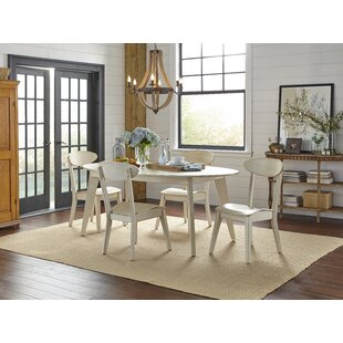 Mercy 5 Piece Dining Set Gracie Oaks