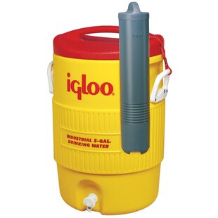 Igloo 5 Gal. Plastic Water..