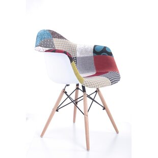 Everton Upholstered Dining Chair by Ebern..