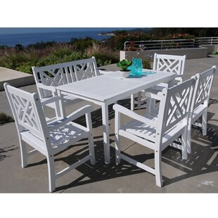 Darby Home Co Mahler 6 Piece Dining Set