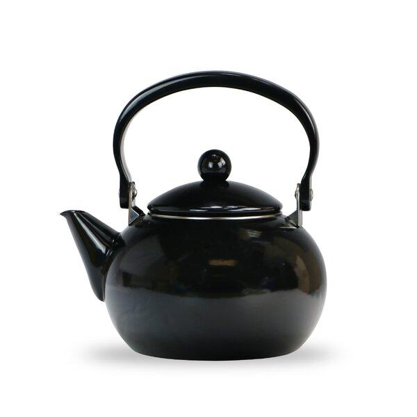 Reston Lloyd Calypso Basic 2 Qt. Harvest Tea Kettle & Reviews by Reston Lloyd
