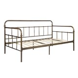 Westmere Twin Metal Daybed by Winston Porter