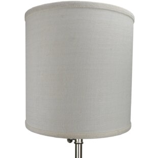 Great choice 12 Burlap Drum Lamp Shade By Fenchel Shades