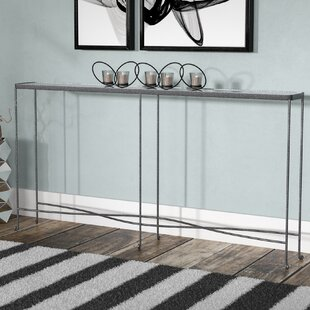 Compare Elizabella Console Table By Orren Ellis