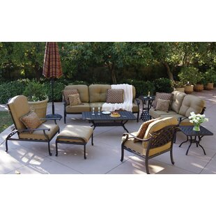 Lincolnville 8 Piece Sofa Set with Cushions