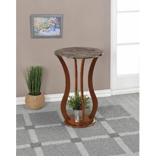 Affordable Glencoe End Table by Fleur De Lis Living