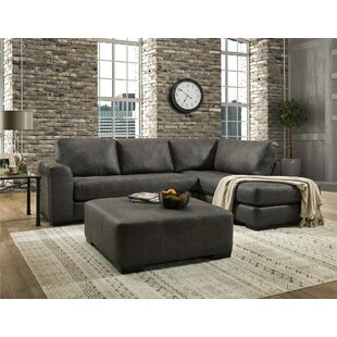 Ledyard Sectional by Brayden Studio Spacial Price