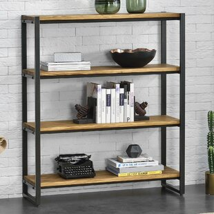 Hunter Etagere Bookcase by Williston Forge 2019 Sale