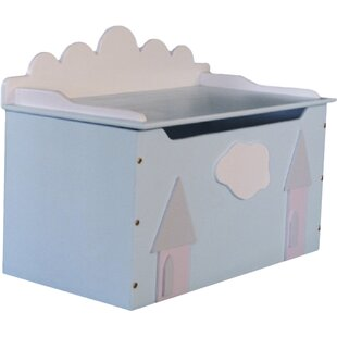 Order Princess Castle Toy Box By Just Kids Stuff