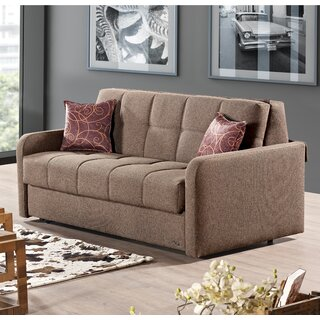 Westmont Reclining Sleeper Convertible Sofa by Latitude Run SKU:DE818529 Information