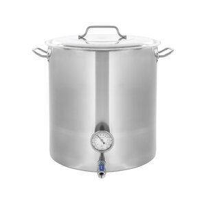 Concord Stainless Steel Home Brew Pot and Kettle