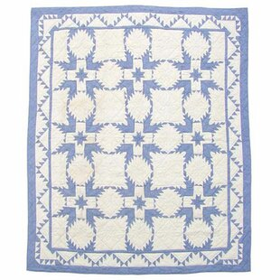 Patch Magic Feathered Star Quilt