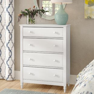 Conger 4 Drawer Standard Chest