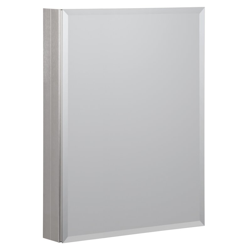 Hazelwood Home 19 X 30 Recessed Or Surface Mount Medicine Cabinet