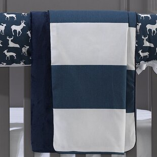 Low priced Galen Minky Receiving Blanket By Harriet Bee