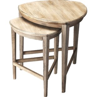Carey 2 Piece Nest Of Tables By Ophelia & Co.
