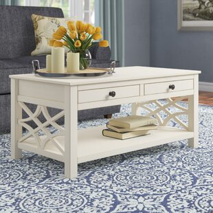 Vicente Coffee Table with Storage
