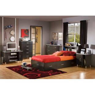 Read Reviews Cosmos Twin Mate's Bed with Drawers by South Shore Reviews (2019) & Buyer's Guide