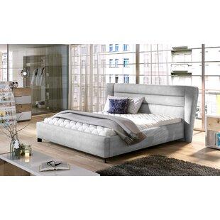 Calcott Upholstered Storage Platform Bed