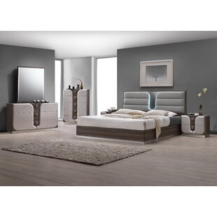 Orren Ellis Anshul Platform Configurable Bedroom Set