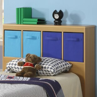 Find the perfect Bancroft Twin Bookcase Headboard by Harriet Bee Reviews (2019) & Buyer's Guide