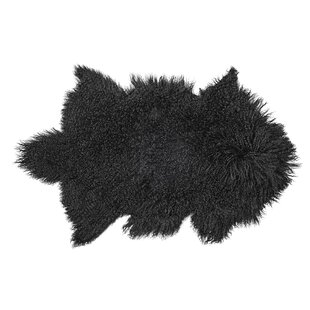 Purchase Hohl Sheepskin Area Rug By Mercer41