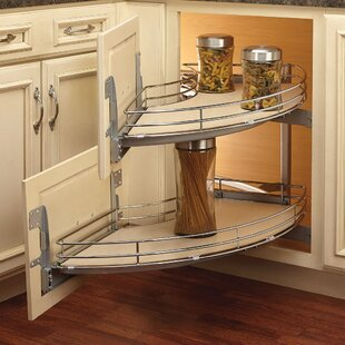 Rev-A-Shelf Curve Two-Tier..