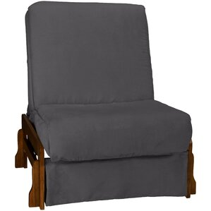 Tucson Perfect Sit N Sleep Inner Spring Pillow Top Futon Chair by Epic Furnishings LLC