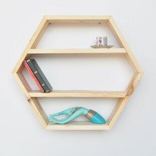Nannie Floating Shelf By Williston Forge