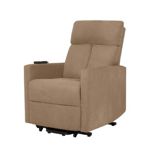 Barnabas Microfiber Power Lift Recliner Latitude Run