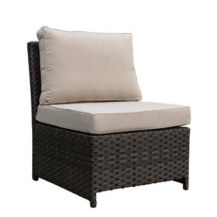 Latitude Run Hefley Chair with Cushion