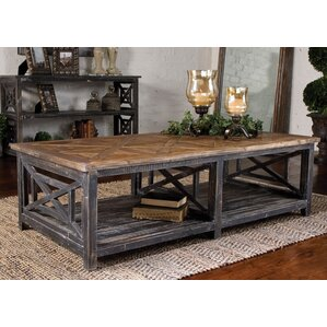 Dolores Coffee Table by Loon Peak