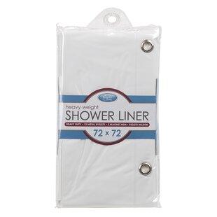 Heavy Grommet Single Shower Liner