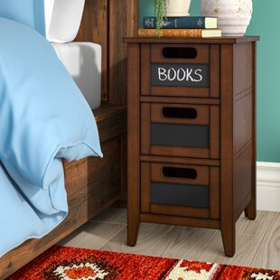 Kato End Table With Storage