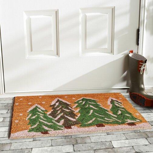 Winter Wonderland Door mat