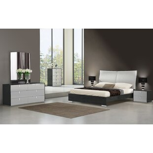Orren Ellis Trahan Platform Configurable Bedroom Set