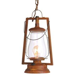America's Finest Lighting Company 49er Series Hanging Lantern