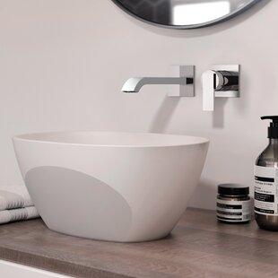 Jacuzzi® Mincio Wall Mounted Bathroom Faucet
