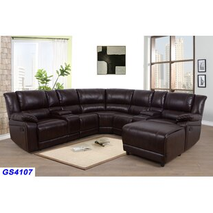 Rudnick Reclining Sectional by..