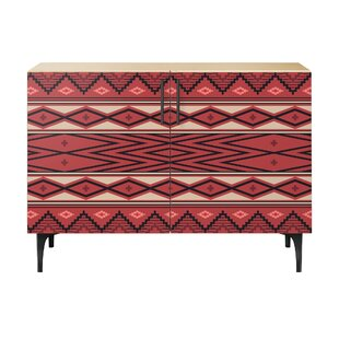 Axel 2 Door Cabinet by Bungalow Rose