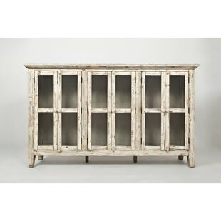 Bertita 6 Door Accent Cabinet by August Grove