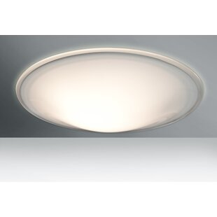 Luma 3-Light Outdoor Flush..