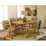 Ravenstein 7 - Piece Extendable Dining Set by Winston Porter