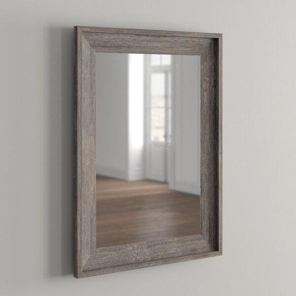 Vanessa Distressed Vanity Mirror Wayfair