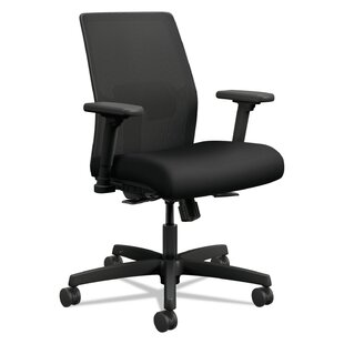 Ignition Stretch Low-Back Ergonomic Mesh Task Chair